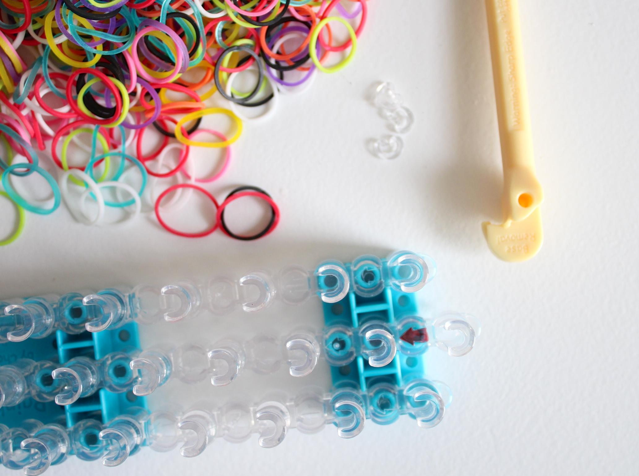 Резинки для плетения своими руками 335