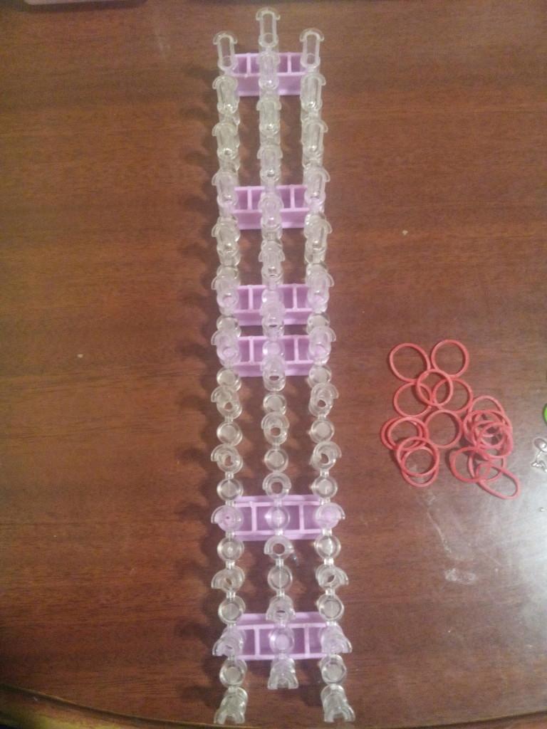 Набор для плетения Клубники
