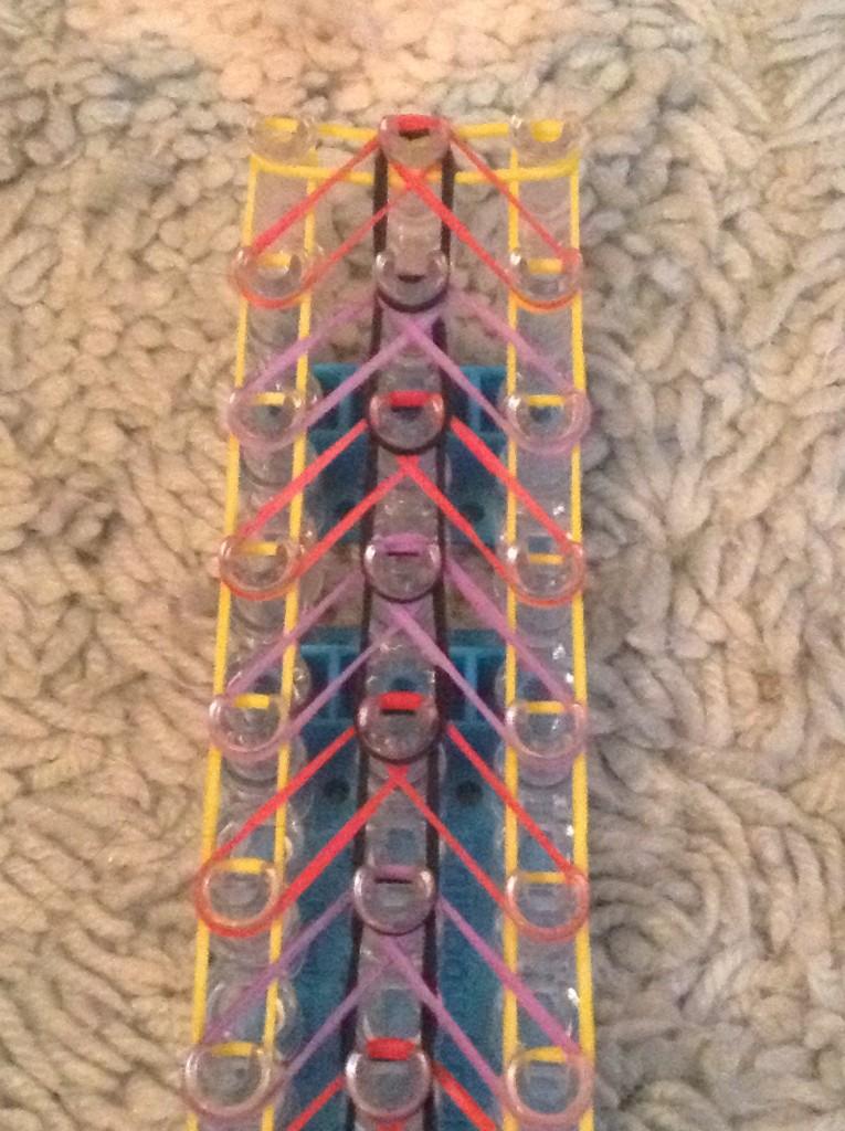 Диагональные резинки