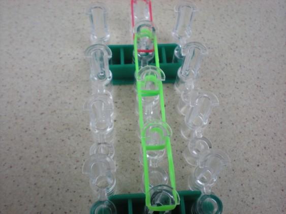 Схема плетения черепашки на станке двойные резиночки для головы